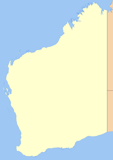 Western Australia location map.png
