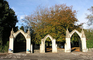 Western Cemetery (Cardiff) cemetery in Cardiff, Wales
