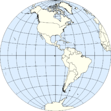 Western Hemisphere - Simple English Wikipedia, the free encyclopedia