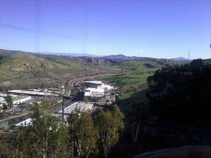 Sorrento Valley, San Diego - Western Los Peñasquitos Canyon