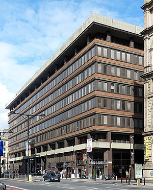 Greater Manchester County Council - Image: Westminster House, Portland Street, Manchester