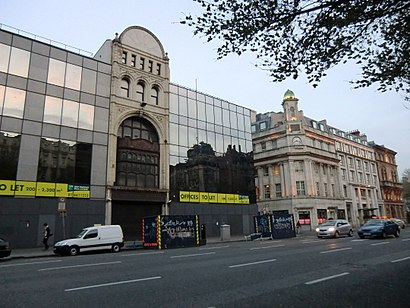 How to get to Westmoreland Street with public transit - About the place
