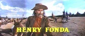 Henry Fonda As A Buffalo Hunter