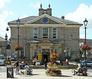 Wetherby Town Hall - Wetherby Town Hall