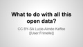 What to do with all this open data? - EnthusiastiCon Slides.pdf