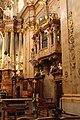 Wien-Innenstadt, Peterskirche, Loge.JPG