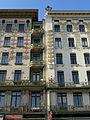 Wien - Wienzeile-Häuser von Otto Wagner Nr 38 und 40.jpg