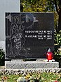 Wiener Zentralfriedhof - Gruppe 40 - Grab von Rudolf Heinz und Margarethe Keppel.jpg