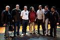 Wikimania 2009 - Richard Stallman en el teatro Alvear con asistentes (24).jpg