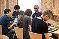 Wikimedia Hackathon Vienna 2017-05-19 Hacking Blunzn 003.jpg