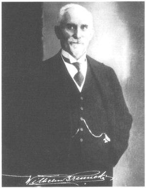 Wilhelm Brenneke - Wilhelm Brenneke
