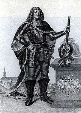 Wilhelm, Baden-Baden, Markgraf