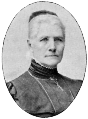 Wilhelmina Lagerholm - Image: Wilhelmina Katarina Lagerholm from Svenskt Porträttgalleri XX