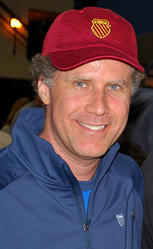 Will Ferrell in Los Angeles, California.