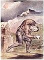 William Blake - John Bunyan - Cristian Reading in His Book - Frick Collection New York.jpg