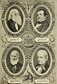 William Cullen Bryant, Washington Irving, John Greenleaf Whittier, and James Fenimore Cooper.jpg