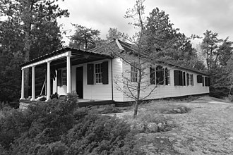 National Register of Historic Places listings in Voyageurs National Park - Image: William Ingersoll Estate 1