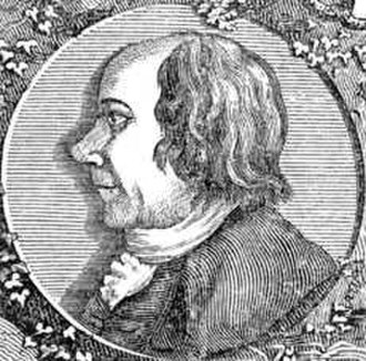 William Jones (Welsh radical) - Image: William Jones (1726 1795)