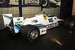 Williams FW08C rear-right 2017 Williams Conference Centre.jpg