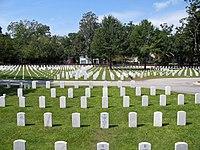 Wilmington National Cemetery (Wilmington, NC) 3.JPG
