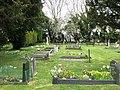 Wilstone Cemetery, near Tring - geograph.org.uk - 1217346.jpg