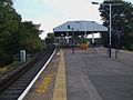 Wimbledon Chase stn look south2.JPG