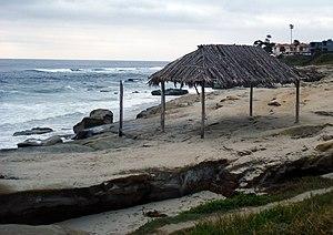 Windansea Beach - Image: Windansea Beach Shack