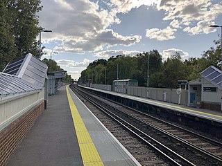 Wivelsfield railway station railway station