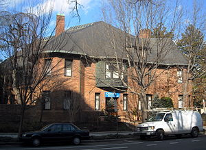 Whittemore House (Washington, D.C.) - Image: Woman's National Democratic Club