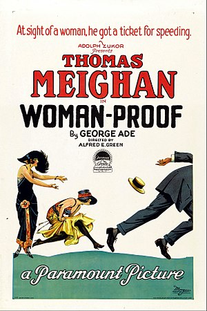 Woman-Proof - Theatrical release poster
