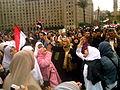 Women protesters - Flickr - Al Jazeera English.jpg