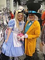 WonderCon 2012 - Alice and the Mad Hatter (6873355144).jpg