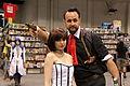WonderCon 2015 - Booker and Elizabeth cosplay (16861814938).jpg