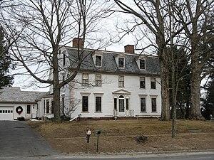 Southampton, Massachusetts - Woodbridge Hall