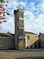 Woodstock Fire Station drill tower, Hensington Road - geograph.org.uk - 1850384.jpg