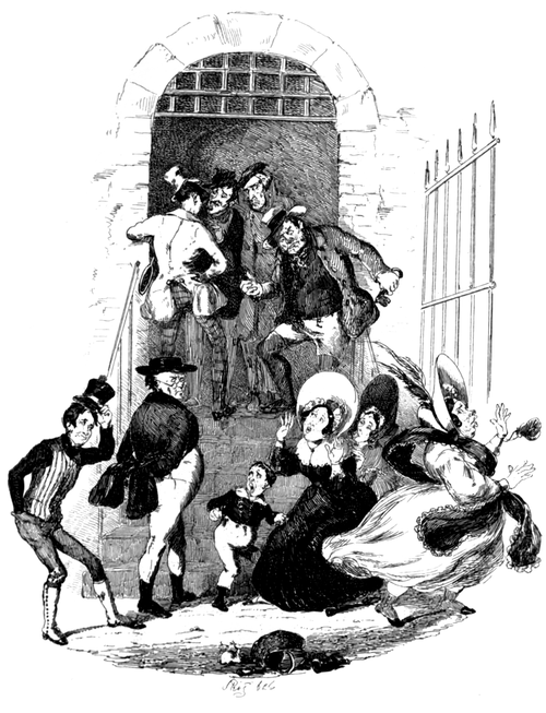 Works of Charles Dickens (1897) Vol 2 - Illustration 11