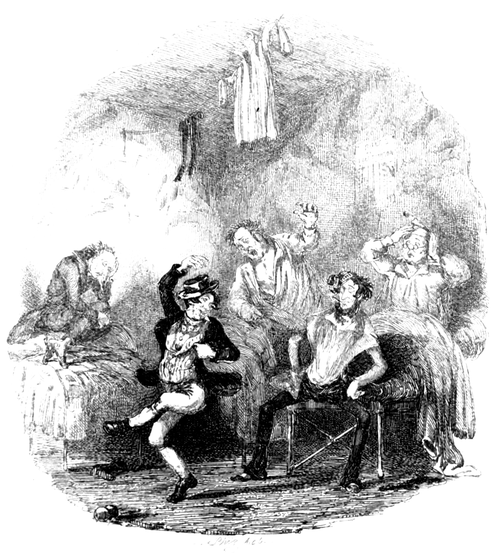 Works of Charles Dickens (1897) Vol 2 - Illustration 8