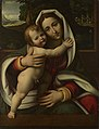 Workshop of Andrea Solario - The Virgin and Child, NG2504.jpg