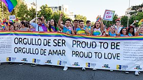 Image illustrative de l'article LGBT en Espagne