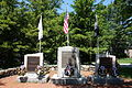 World War II and subsequent wars memorials- Concord, MA -DSC07007.JPG