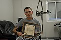 Wounded Louisiana Soldier to return to U.S. to continue medical treatment DVIDS285555.jpg