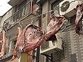 Wuchang - Minzhu Lu - dried meat and fish - P1040867.JPG