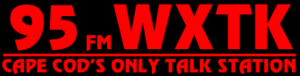 """WXTK - WXTK's first logo after the frequency switch. Before the switch its branding was simply """"94.9 WXTK"""" with no actual logo."""
