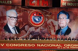 Confederation of Mexican Workers - CTM's 14th National Congress