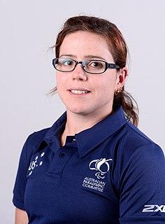 Jodi Elkington-Jones Australian Paralympic athlete