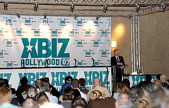 XBIZ -  Photo of 2007 Xbiz Conference, held in Hollywood