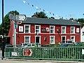 Y Llew Coch at Tregaron, Ceredigion - geograph.org.uk - 1436018.jpg