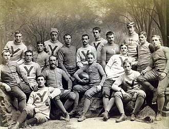 1887 college football season - 1887 Yale Bulldogs