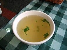 Bouillon Cuisine Wikipédia - Ecumer cuisine