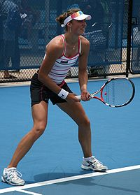 Yanina Wickmayer at the 2009 Brisbane International.jpg